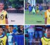 4 Pemain Terbaik U-12 dan U-14 Terpilih