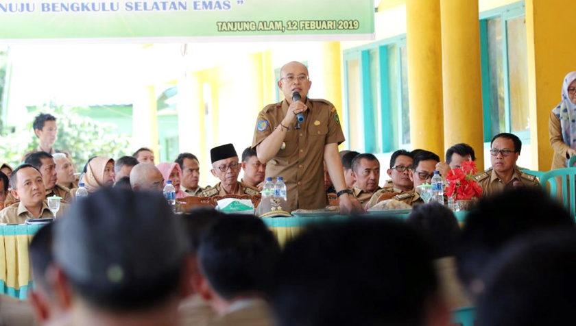 Hadiri Musrenbang, Plt Bupati Minta Prioritas Peningkatan Ekonomi Kemasyarakatan