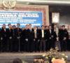 Pengurusan PWI Sumsel Resmi Dilantik, Gubernur Janjikan Mobil Operasional