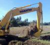 Distan Rehabilitasi 45 Hektar Lahan Sawah