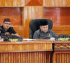 DPRD Terima Nota Penjelasan Tiga Raperda Yang Disampaikan Bupati
