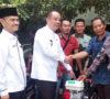 Kelompok Tani Terima Bantuan Alat Pertanian