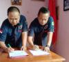 Wujudkan Wartawan Berkualitas, PWI Muba MoU Dengan STIH Rahmaniyah