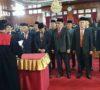 25 Anggota DPRD Bengkulu Selatan Periode 2019-2024 Dilantik