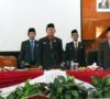 Bupati dan Anggota DPRD Nonton Bareng Pidato Presiden RI