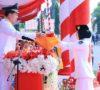 HUT RI ke-74, Walikota Prabumulih Jadi Inspektur Upacara