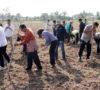 Polres Dukung Program Tanam Jagung Pemkab Bengkulu Selatan