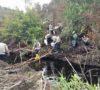 Satgas Pemadam Karhutla Berhasil Padamkan Api di Perbatasan PT R6B