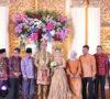 Rara-Viola LIDA Hibur Pernikahan Sari Dan Iko