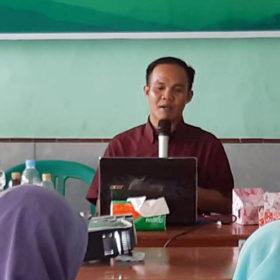 Tingkatkan SDM, Desa Pajar Bulan Gelar Pelatihan