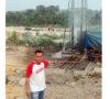Sumur Bor Keluarkan Semburan Gas