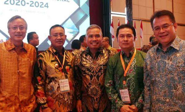 Juarsyah Hadiri RPJM 2020-2024