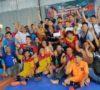Tim Futsal Kominfo Muaraenim Sabut Juara Pertama