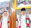 Donasi Muba Peduli Palestina Tembus Rp 1 Miliar