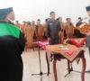 Sesda Bengkulu Selatan Lantik 13 Pejabat