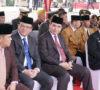 Wabup Muba Hadiri Syukuran HUT TNI ke-74