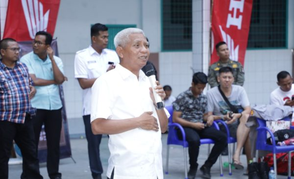 20 Tim Ikuti Turnamen Basket Honda Eks 3×3 tour North Sumatera Utara KU 18