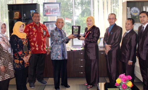 Tingkatkan Kualitas Pelayanan Administrasi Penduduk, Purworejo belajar ke Muba