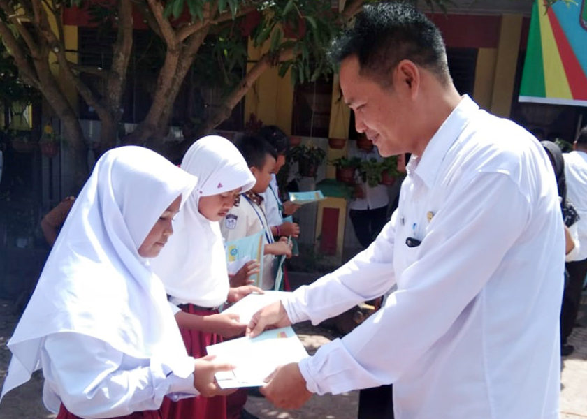 Kompetisi Sains Nasional Tingkat SD se kabupaten Asahan Digelar