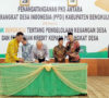 Bupati Tandatangan Kerjasama, Perangkat Desa Bisa Gadaikan SK ke Bank