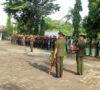 Batalyon Kaveleri 5/DPC Ziarah dan Tabur Bunga di Makam Pahlawan