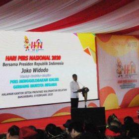 Hari Pers Nasional Kalimantan Selatan Sukses, Berkat Dana Hibah Pemerintah