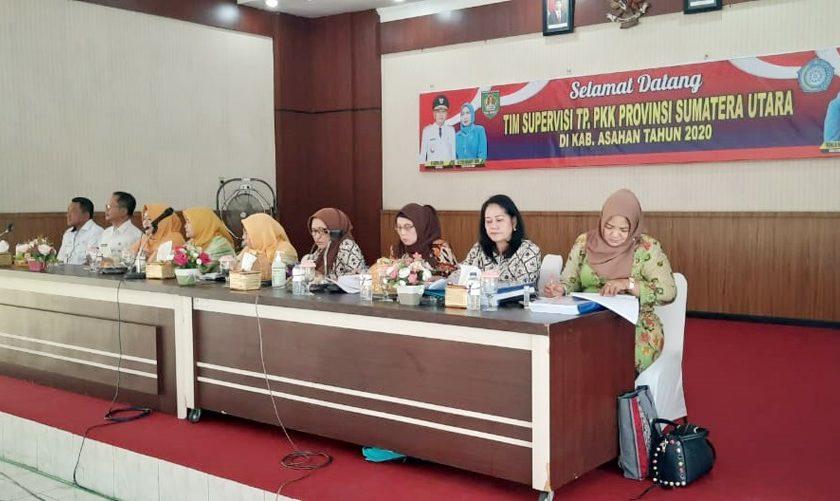 Ketua TP PKK Provinsi Sumatera Utara Kunjungi Kabupaten Asahan