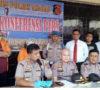 2 Pelaku Penipuan Diamankan Sat Reskrim Polres Asahan