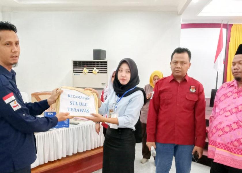 KPU Musi Rawas Laksanakan Tes Tertulis Calon PPS, 1.642 Orang Bersaing Ketat
