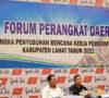 Bappeda Gelar Sinkronisasi Hasil Musrenbang RKPD Kecamatan dengan Program Prioritas