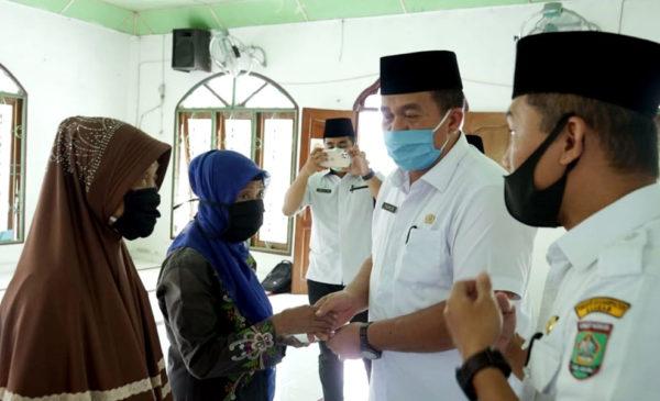 Tim Safari Ramadhan Pemkab Asahan Kunjungi 202 Masjid dan Musholla