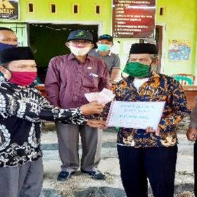54 KK Warga Desa Jeranglah Rendah Berhak Terima BLTDD