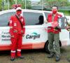 Dukung Pemerintah Daerah Tangani Covid-19, Cargill Donasikan Mobil Ambulans dan Rapid Test Kit
