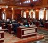 Bupati Laporkan Ranperda Pertanggungjawaban APBD Tahun 2019