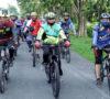 Menuju New Normal, Bupati Asahan Lakukan Giat Sepeda Santai