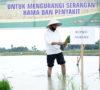 Desa Serdang Laksanakan Gerak Tanam Serentak Padi Sawah