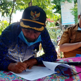 Pemdes dan BPD Padang Siring Gelar Musyawarah Calon Penerima BLTDD