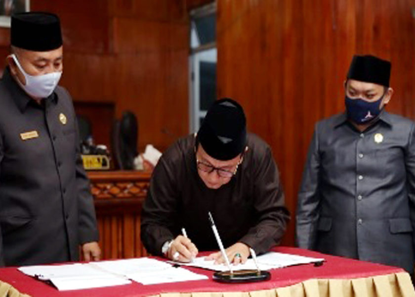 Masalah Mutasi ASN, DPRD Bengkulu Selatan Bentuk Pansus II