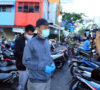 New Normal, Pemkot Sosialisasi Protokol Kesehatan kepada Pedagang Pasar Pagi