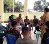 Soal Demo Warga Pertanyakan Kasus Kades Pinang Banjar, Kepala Inspektorat Belum Menerima LHP dari Ketua Tim