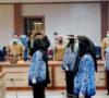 Bidan PTT Tahun 2019 Diambil Sumpah