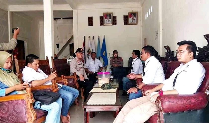 PoHI Muratara Saling Bersinergi Bersama Pemkab