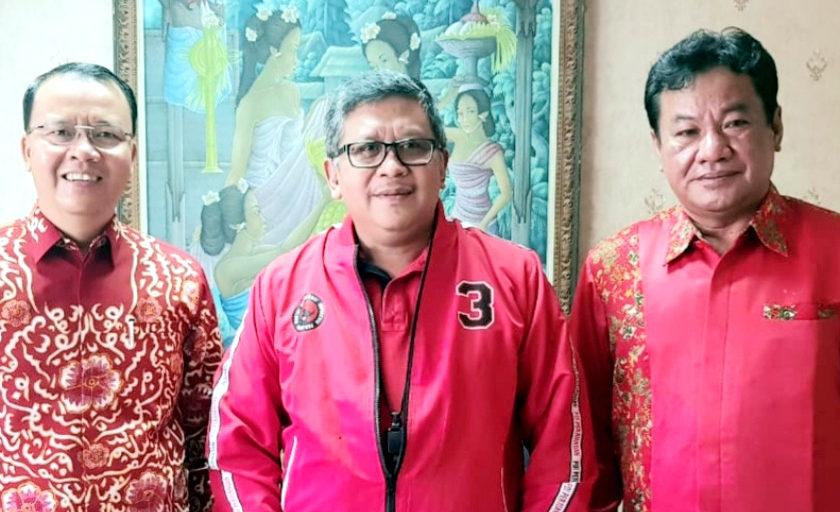 Pilkada Serentak, PDIP Usung Rohidin-Rosjonsyah