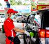 Konsumsi BBM di Tol Trans Sumatera Meningkat