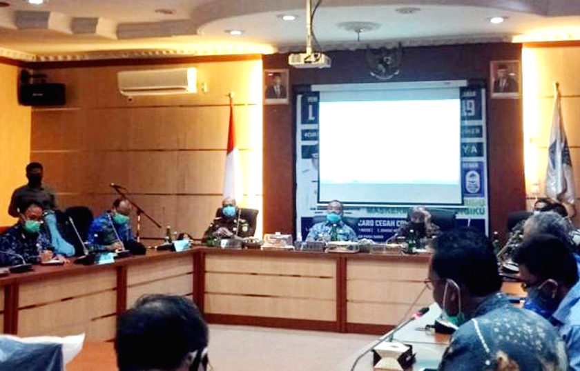 Pemkab Lahat Gelar Rakor Persiapan New Normal