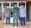 Dandim 0405 Silaturahmi Dengan Ketua MUI Lahat