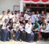 Desa Selawi Terima Kunjungan Tim Sekber Provinsi