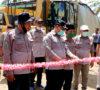 Pacu Produktivitas Perkebunan, Peremajaan dan Tumbang Pangkas Perdana Sawit Diluncurkan