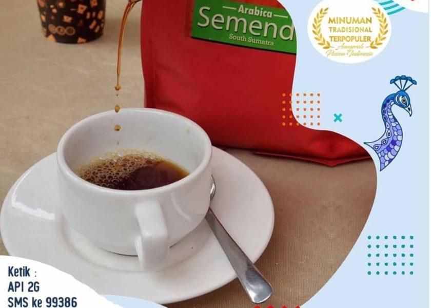 Kopi Semende Masuk Nominasi API Award