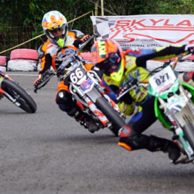 Muba International Supermoto dan Bekarang, Masuk Nominasi API 2020